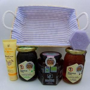 Cesta London Honey