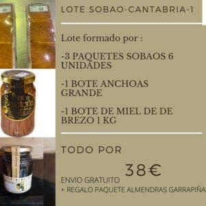 LOTE CANTABRIA-SOBAO 1