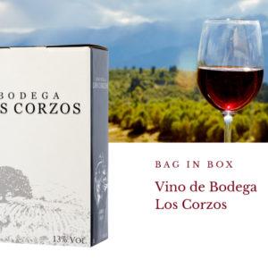 Bag in Box 3L Vino tinto Recomendado