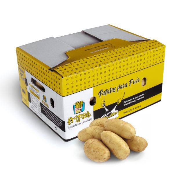 Patatas Fripat 10 Kg
