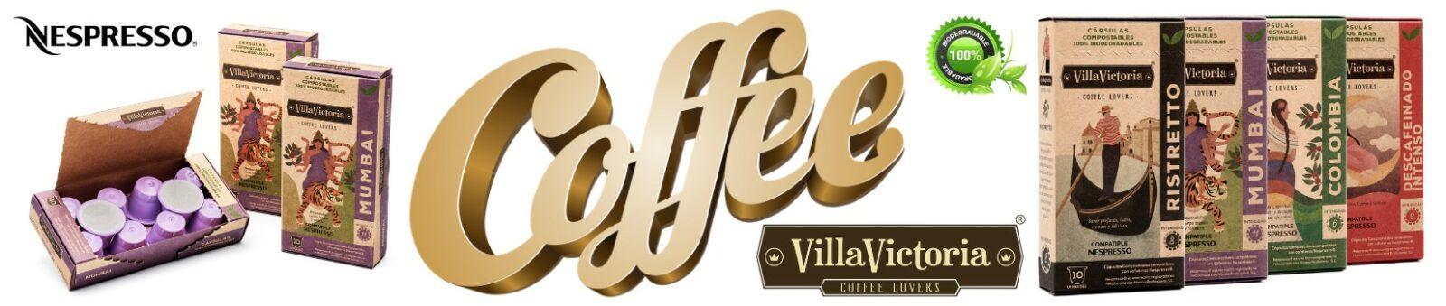 Cafés VillaVictoria