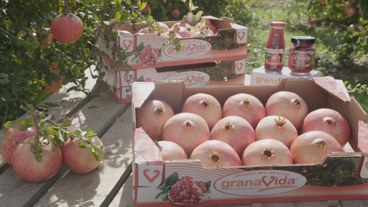 Granavida® | Productos naturales elaborados con granada