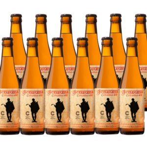 12 Cerveza Enigma Cervantes 400