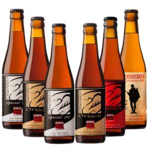 6 Cervezas Enigma Degustación