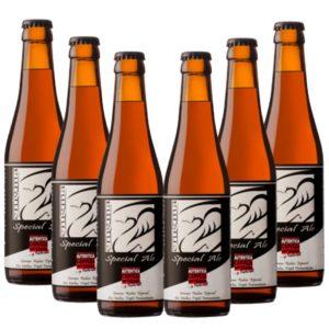 6 Cervezas artesanas Special Ale