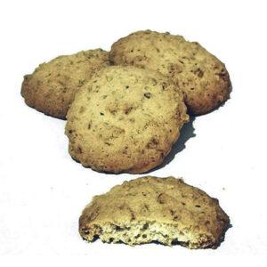 galletas rusticas de avena