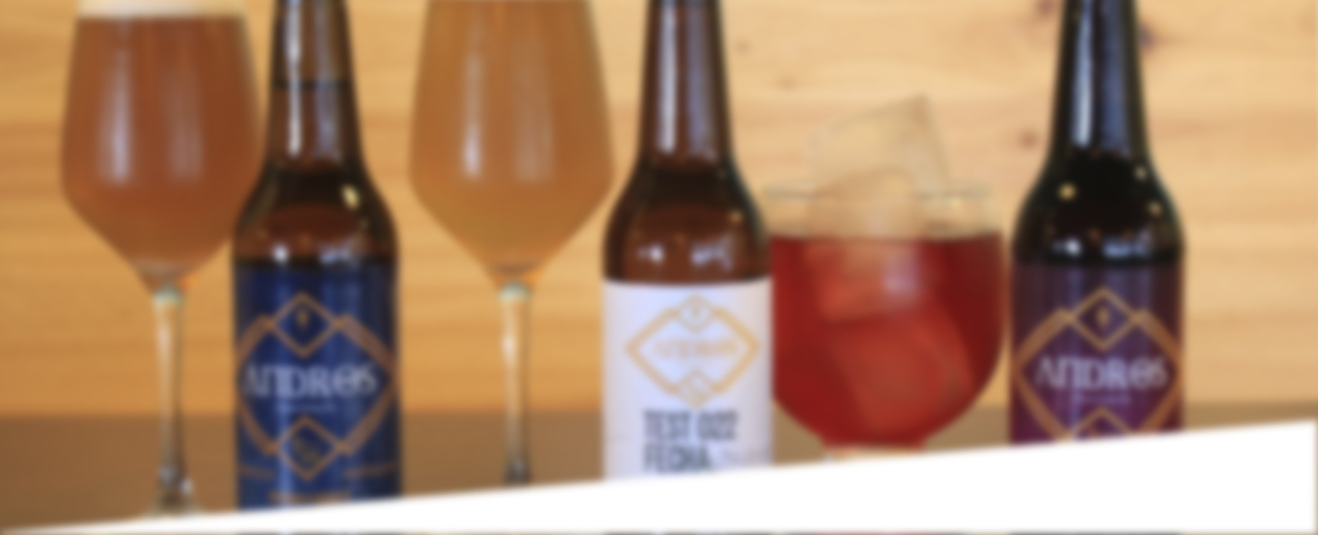 Cervezas e Hidromiel Andros