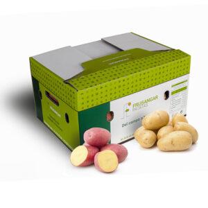 Lote Patatas Papa Reina – 5kg Amarilla+5kg Roja