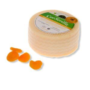 queso de leche cruda de cabra