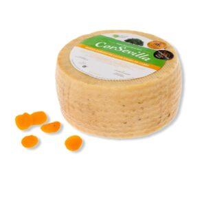 queso de leche cruda
