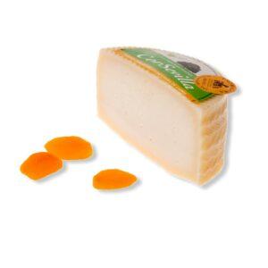 mitad queso leche cruda