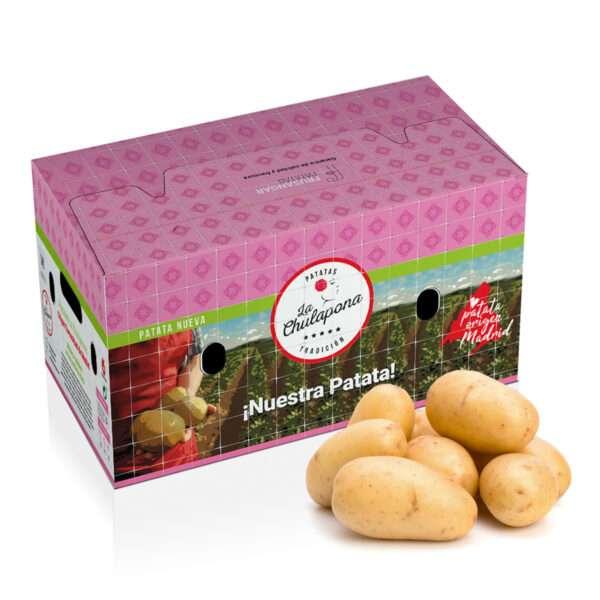 Compra la Chulapona - Patatas origen Comunidad de Madrid