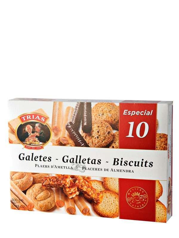 Galletas Trias especial 10